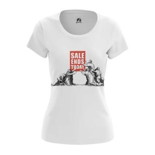 Женская Футболка Sale - купить в teestore