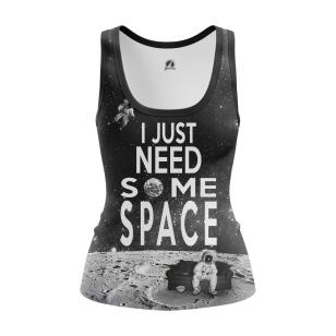 Женская Майка Space - купить в teestore