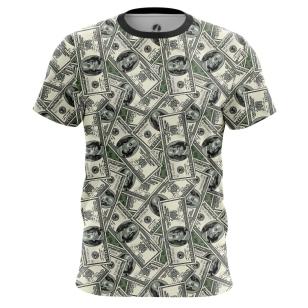 Футболка 100 долларов - купить в teestore. Доставка по РФ