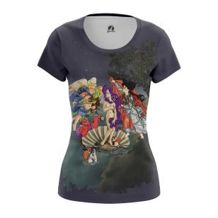 Женские Женские футболки Futurama. Доставка по всей России
