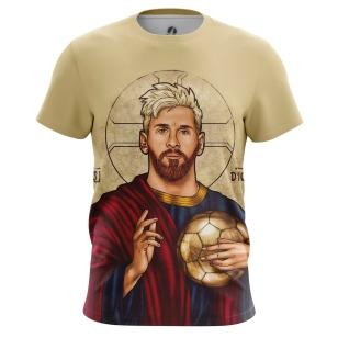 Футболка St. Messi - купить в teestore. Доставка по РФ
