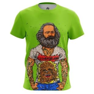 Футболка Карл Маркс - купить в teestore. Доставка по РФ
