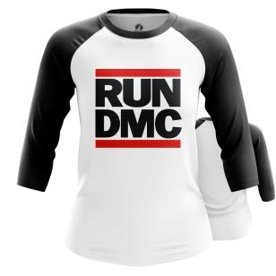 Женский Реглан 3/4 Run-DMC - купить в teestore