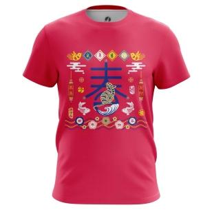 Футболка Китайский Новый год - купить в teestore. Доставка по РФ