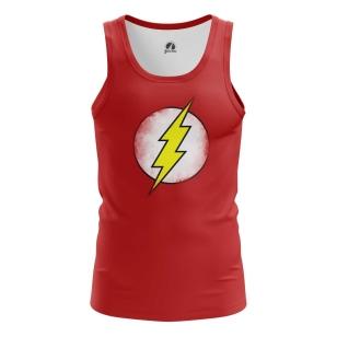 Мужская Майка Sheldon's Flash - купить в teestore