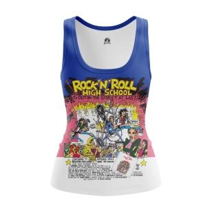 Женская Майка Rock N Roll - купить в teestore