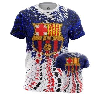Футболка Barcelona - купить в teestore. Доставка по РФ