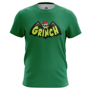 Футболка Grinch купить