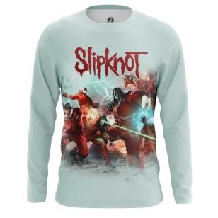 Мужской Лонгслив Slipknot - купить в teestore