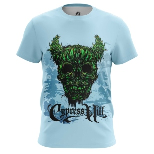 Футболка Cypress Hill - купить в teestore. Доставка по РФ