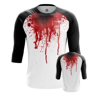 Мужской Реглан 3/4 Blood - купить в teestore
