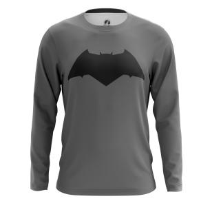 Мужской Лонгслив Batman logo - купить в teestore