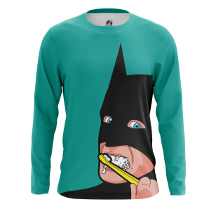 Мужской Лонгслив BatBrush - купить в teestore
