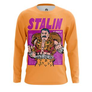 Мужской Лонгслив Stalin - купить в teestore
