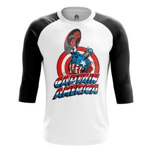 Капитан Америка Первый