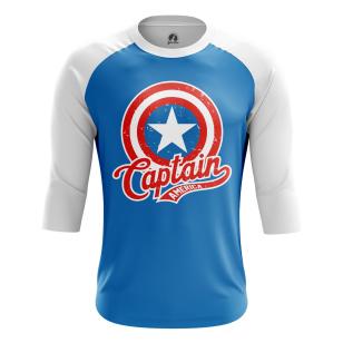 Капитан Америка Лого
