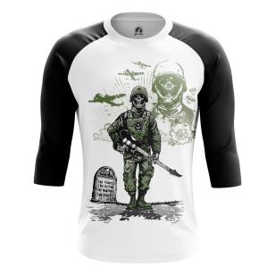 Мужской Реглан 3/4 Rock War - купить в teestore