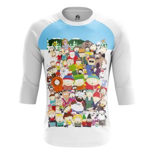Мужской Реглан 3/4 South Park - купить в teestore