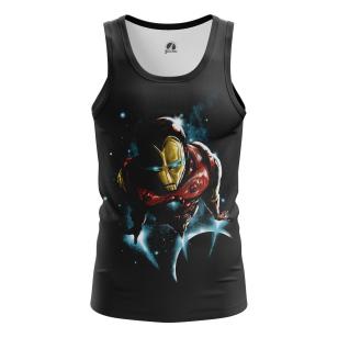 Мужская Майка Железный Человек 3 - купить в teestore