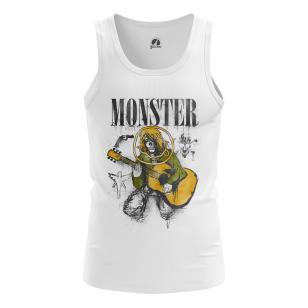 Мужская Майка Monster - купить в teestore