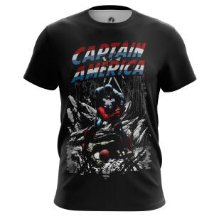 Футболка Капитан Америка купить