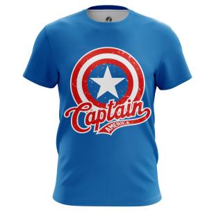 Футболка CAP - купить в teestore. Доставка по РФ