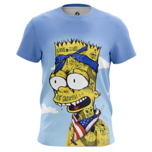Футболка Барт Симпсон - купить в teestore. Доставка по РФ