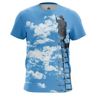 Футболка Clouds - купить в teestore. Доставка по РФ