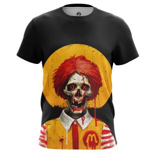 Футболка Dead Ronald - купить в teestore. Доставка по РФ