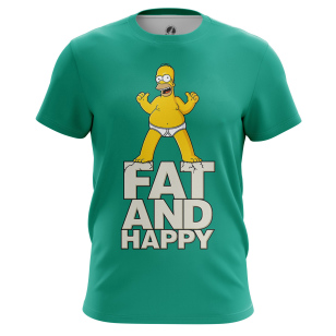 Fat and happy