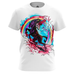 Футболка Zombie unicorn - купить в teestore. Доставка по РФ