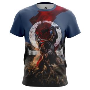 Футболка God of War - купить в teestore. Доставка по РФ