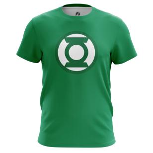 Футболка Зелёный Фонарь - купить в teestore. Доставка по РФ