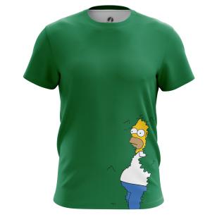 Футболка Homer - купить в teestore. Доставка по РФ