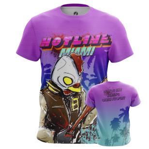 Футболка Hotline Miami - купить в teestore. Доставка по РФ