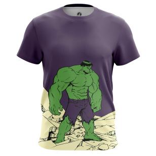 Футболка Hulk - купить в teestore. Доставка по РФ