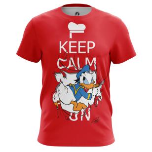 Футболка Keep duck купить