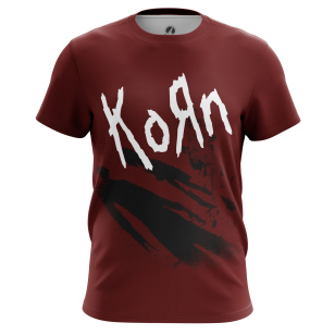 Футболка Korn - купить в teestore. Доставка по РФ