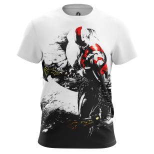 Футболка Kratos - купить в teestore. Доставка по РФ