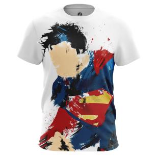 Футболка Супермен - купить в teestore. Доставка по РФ