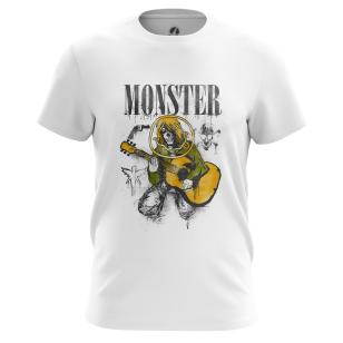 Футболка Monster - купить в teestore. Доставка по РФ