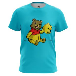 Футболка Pooh - купить в teestore. Доставка по РФ