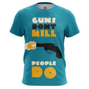 Футболка People Kill - купить в teestore. Доставка по РФ