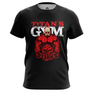 Футболка Titan's GYM - купить в teestore. Доставка по РФ
