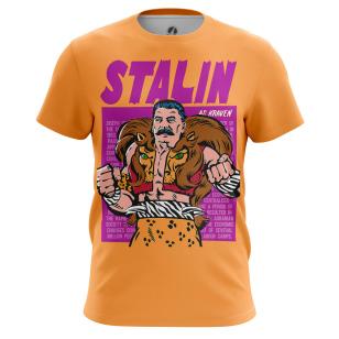 Футболка Stalin - купить в teestore. Доставка по РФ