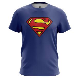 Футболка Superman - купить в teestore. Доставка по РФ
