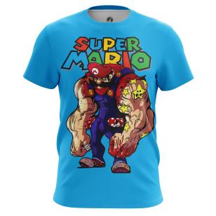 Футболка Super Mario - купить в teestore. Доставка по РФ
