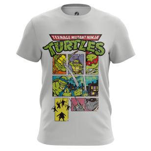 Футболка Turtles - купить в teestore. Доставка по РФ