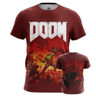 Футболка Doom - купить в teestore. Доставка по РФ
