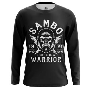 Мужской Лонгслив Warrior - купить в teestore